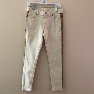 Gymboree Super Skinny Jeans For Girls New